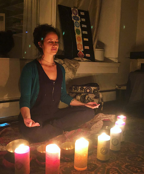 Private Meditation Sessions at Firefly Wellness Day Spa