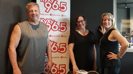 Firefly Wellness on KYXY 96.5