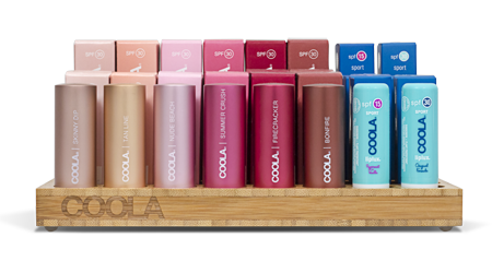 Firefly and COOLA Sunscreen