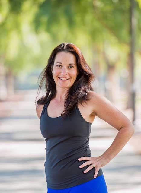 Meet Aryn Yoga Instructor