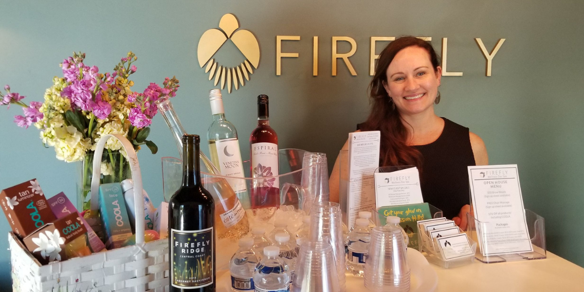 Massage & Margaritas at Firefly Wellness Day Spa