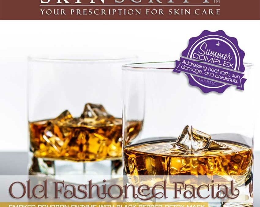 Old Fashioned Facial