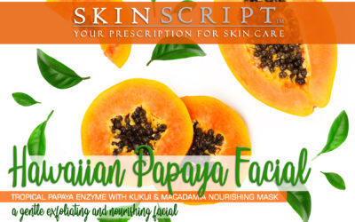 Hawaiian Papaya Facial