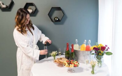 Spa Party Packages from Firefly Wellness Day Spa