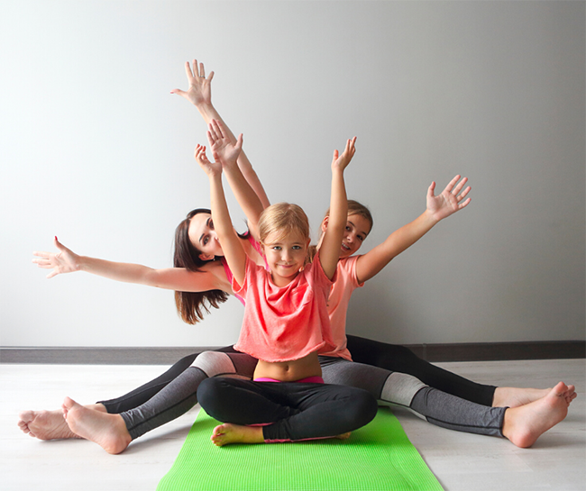 Mindfulness and Movement Meditation Classes for Kids