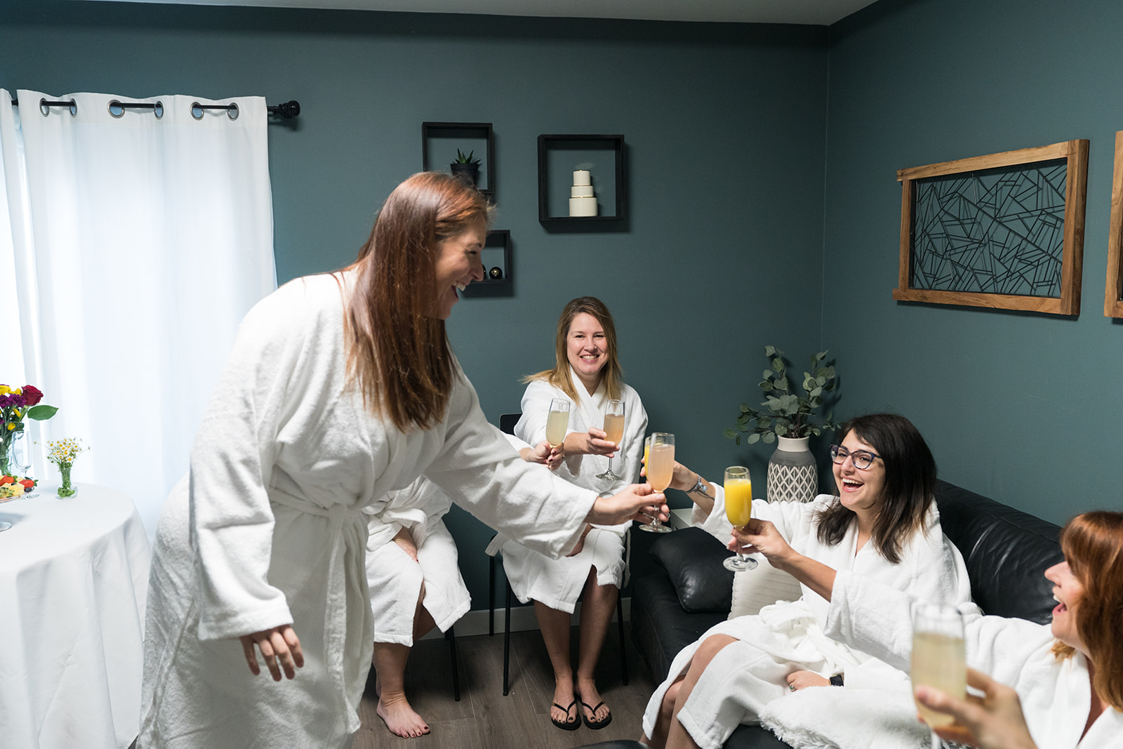 Spa Party Packages for Brides, Graduates, Parents, Mom's Night Out, Sweet 16!
