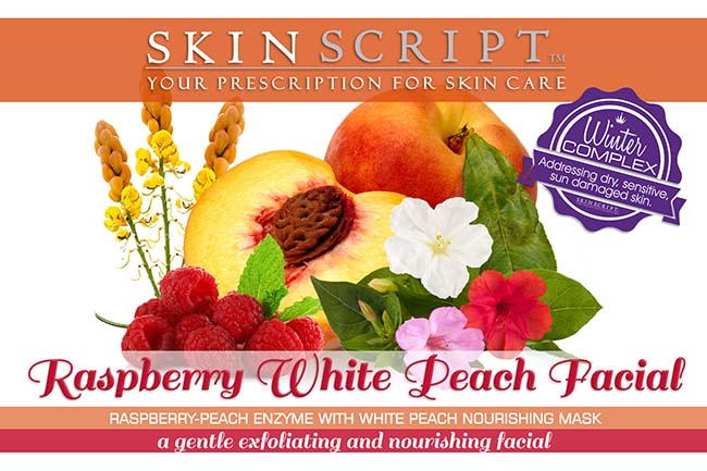 Raspberry White Peach Facial from Firefly Wellness Day Spa