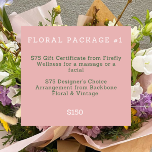 Firefly Floral Package for Mother's Day