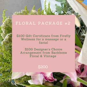 Mother's Day Floral Package #2