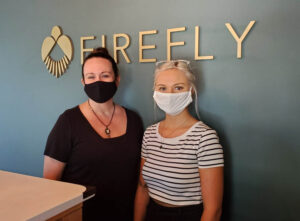 Join the team at Firefly Wellness Day Spa