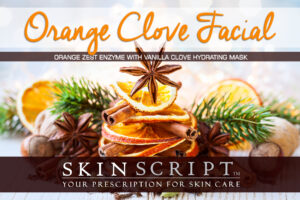 Orange Clove Facial from Firefly Wellness