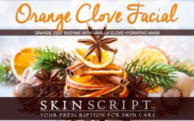 Orange Clove Facial